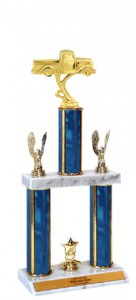 Old Pickup Championship Trophy