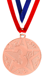 3rd Place Star Medal