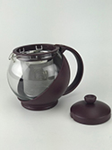 Glass & Plastic Teapot - 750 ml