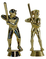 "5"" Baseball Figurine"