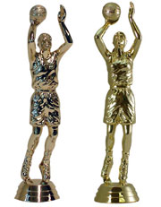 "6"" Basketball Figurine"