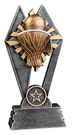 Basketball Star Victory Trophy