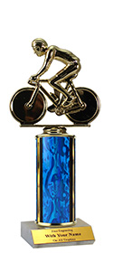 "10"" Bicycle Trophy"