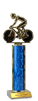 "12"" Bicycle Trophy"