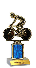 "8"" Bicycle Trophy"