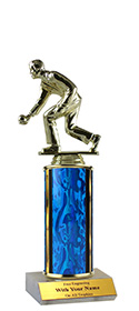 "9"" Bocce Ball Trophy"