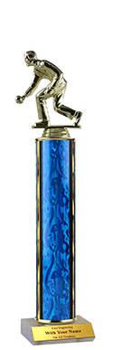 "13"" Bocce Ball Trophy"