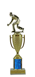 "11"" Bocce Ball Cup Trophy"