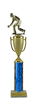 "15"" Bocce Ball Cup Trophy"