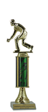 "11"" Excalibur Bocce Ball Trophy"