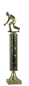 "15"" Excalibur Bocce Ball Trophy"