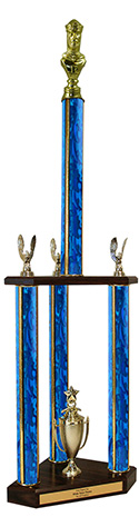 "38"" Chess Trophy"