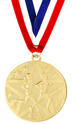 Cross Country Star Medal