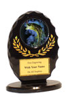 "5"" Oval Bass Award"