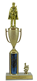 "14"" King Cup Trim Trophy"
