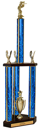 "31"" Paintball Trophy"