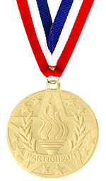 Participant Star Medal
