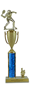 "16"" Raquetball Cup Trim Trophy"