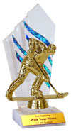 """Flames"" Roller Hockey Trophy"