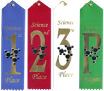 Science Event Ribbons
