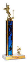 "14"" T-Ball Trim Trophy"
