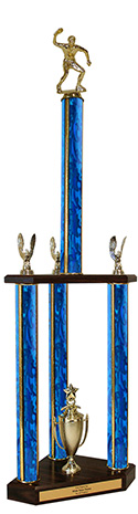 "37"" Table Tennis Trophy"