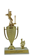 "10"" T-Ball Cup Trim Trophy"