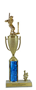 "14"" T-Ball Cup Trim Trophy"