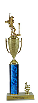"16"" T-Ball Cup Trim Trophy"