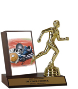 Track Plaque Trophy