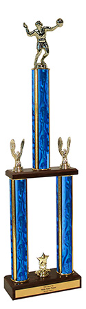"27"" Volleyball Trophy"