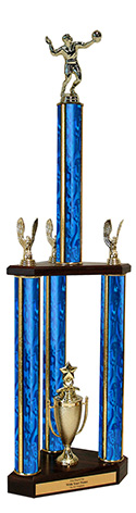 "31"" Volleyball Trophy"