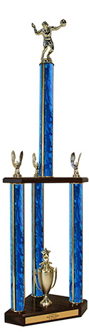 "37"" Volleyball Trophy"