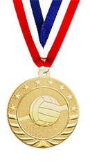 Volleyball Starbright Medal