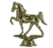"3 3/4"" Tennessee Walker Horse Figurine"